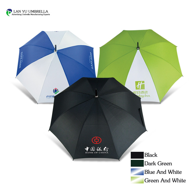 High quality customized stainless steel outdoor umbrella