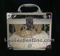 Wedding & Pageant Crown & Tiara Cases