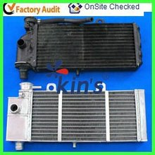 all aluminum motorcycles radiator for BMW