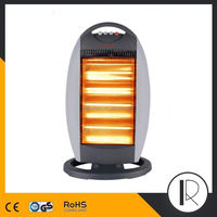 0725109 Small size 1200w 3 tubes halogen heater/tube/heater/electric heater