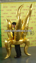 2013 attractive performance/event/party/movie consume inflatable wing/inflatable wing consume