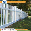 Plastic Picket Fences Corner