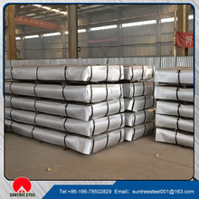Long Span Color Coated Used Corrugated Roofing Stainless Steel Sheet 201 with Best Price