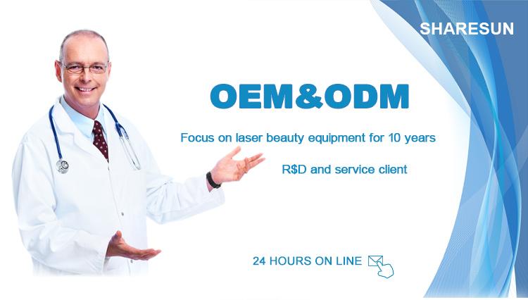 808nm hair removal machine