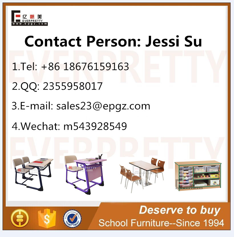 Children Furniture Kid's Study Table Student Desk Chair Set