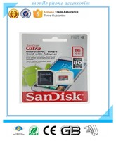 Cheap for sandlisk Memory Card Factory OEM full storage SD memory card 1GB-32GB SD Card