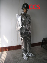 Solas approved fireman suits clothing,fire fighting protective suit
