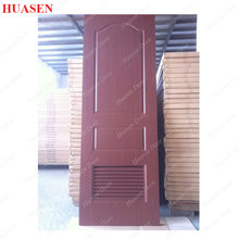 Wooden door grille air vents for interior doors