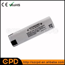 Cylindrical Original & certificated NCR18650BD 18650 3.7V 3200mAh Li-ion Battery for P anasonic