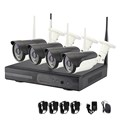 HOT 4 WIFI NVR CCTV Camera Wireless System