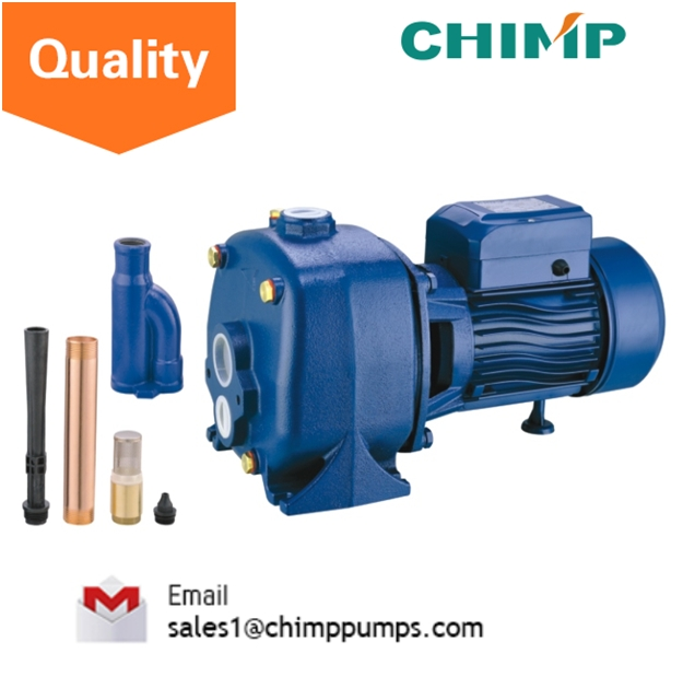 JDP SERIES Self-Priming JET and Centrifugal pressure water pompe