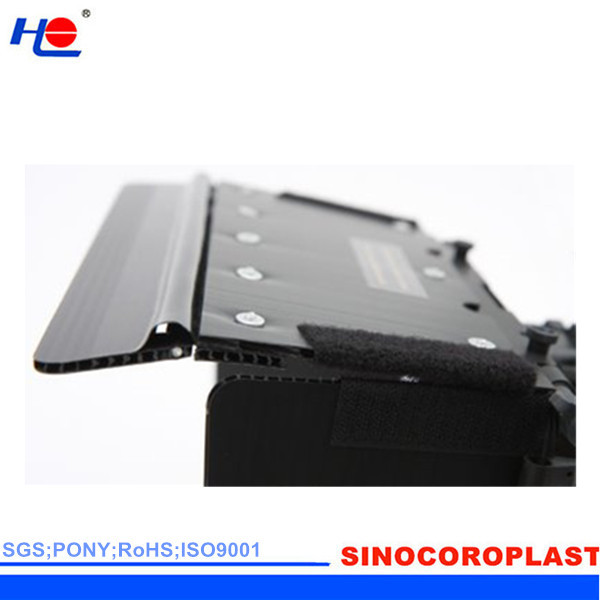 Folding PP Corrugated Cases