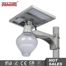 IP65 high lumen 20w solar led street&garden lights manufacturer