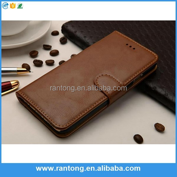 wholesale cell phone accessory flip leather case cover for samsung galaxy grand 2
