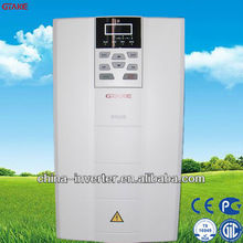 Three phase Big starting torque wide speed adjustable range VC control frequency inverter