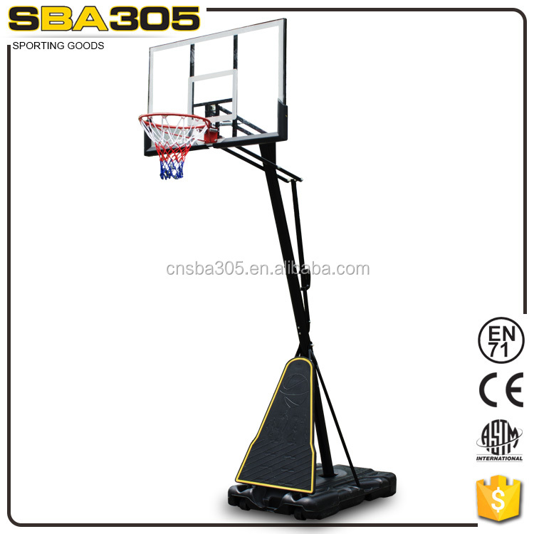 Top Quality Basketball Stand basketball system for Gymnasium