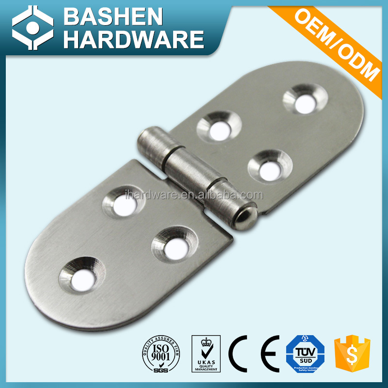Customized Metal SUS304 stainless steel hinge for cabinet