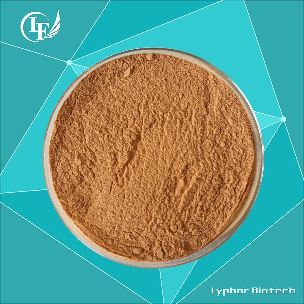 GMP Manufacturer Sell Natural Guarana Extract Powder