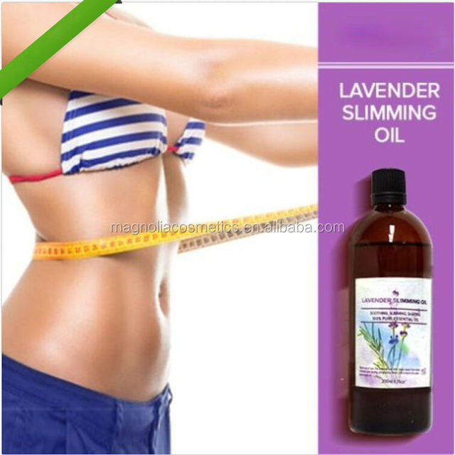 Private Brand Body Fat Reducer Massage Oil
