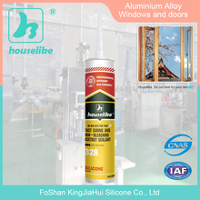 foshan factory gp acetic silicone sealant /silicone glues