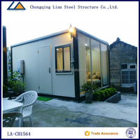 China Sandwich Panel Flat Pack Earthquake Proof House
