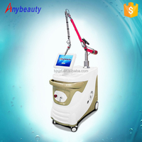 2018 Anybeauty tattoo removal speckle removal picosure Laser machine