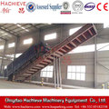 Backward Hydraulic Unloading Platform for truck