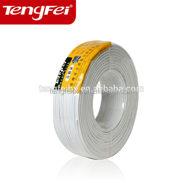cat3 cat5 2core 4 core telephone cable twisted pair multi core 0.4mm 0.5mm indoor&outdoor