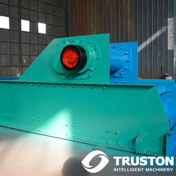 Plastic vibrating feeder for mining feeder for sale with CE certificate