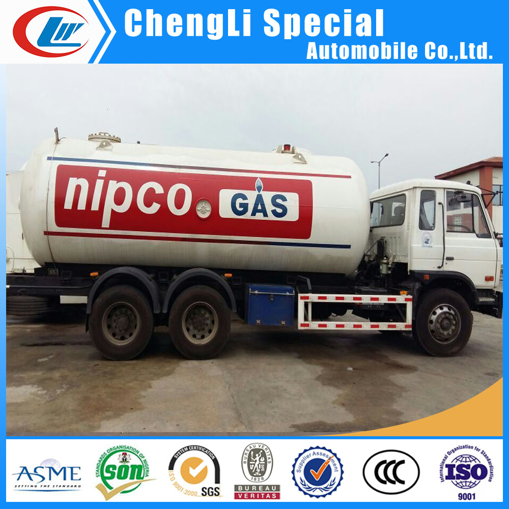 10 tons lpg oil gas dispenser truck Dongfeng 10mt mobile gas refueling trucks