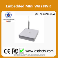 Hikvision new model nvr DS-7104NI-SL/W hikvision mini wifi nvr