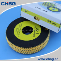 Hot sell flat cable marker strips made in china manufacturer(SG)
