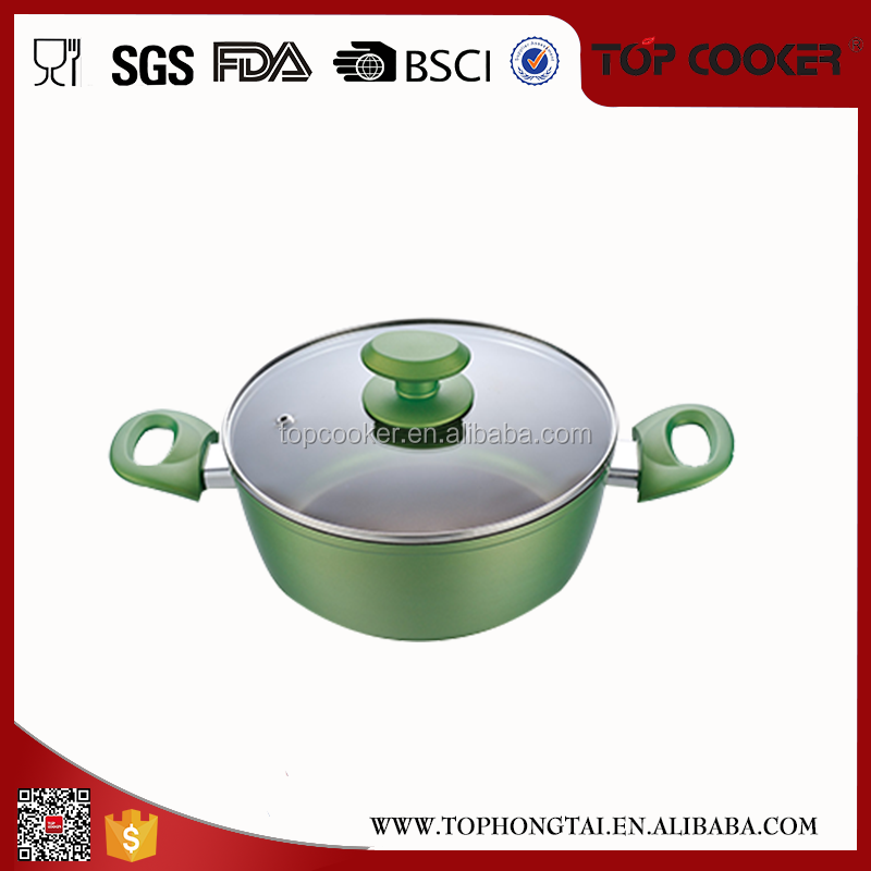 New Die-cast wholesale Latest design insulated casserole hot pot