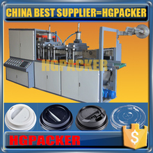 automatic cup lid thermoforming plastic lid making machine