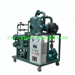 oil purifier for phosphate ester / fire resistant fluid, heavy fuel oil recycling/filtration / purification machine