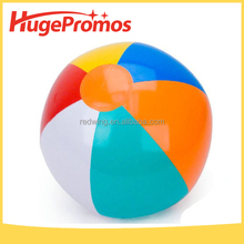 Personalized Inflatable Beach Ball Stress Toy