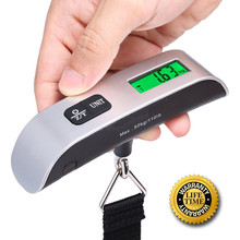 50kg Electronic Digital Hanging Luggage Balance Portable weighing scales for sale