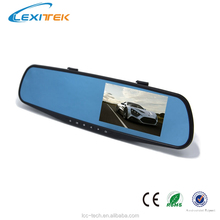 Manufacture Full HD GPS HDMI user manual fhd 1080p car camera dvr video recorder with two cameras