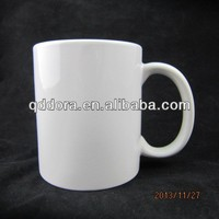 11oz sublimation coated white mug/plain mug
