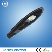 CE ROHS 110lm/w outdoor high power 60W led street light 50w 100w 150WLED Street Light IP67 5 years warranty