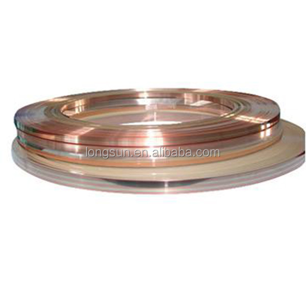 Silver alloy bimetal copper strip for micro motor commutator and brushes