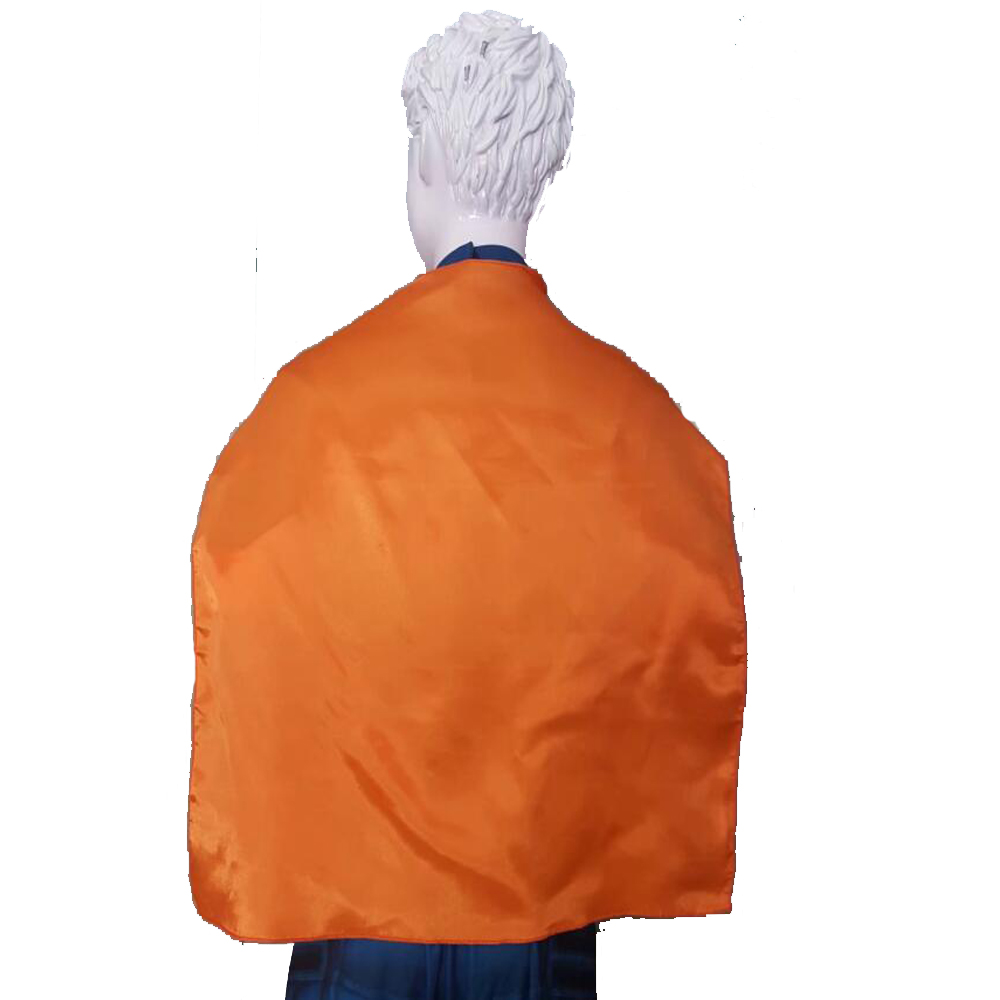 X507036 orange super hero cape