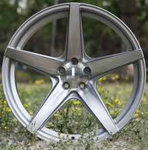 gold colored 13-inch alloy wheel with pcd 108