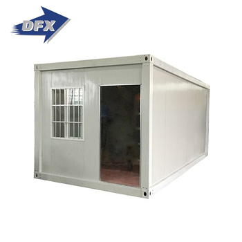 Low Cost Modern Modular Portable Living Container House