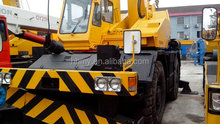 For sale TL205E Japan used original Tadano 25 ton truck crane mobile crane