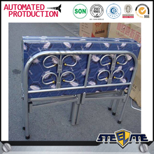 Iron bed design furniture pakistan cheap price of folding bed