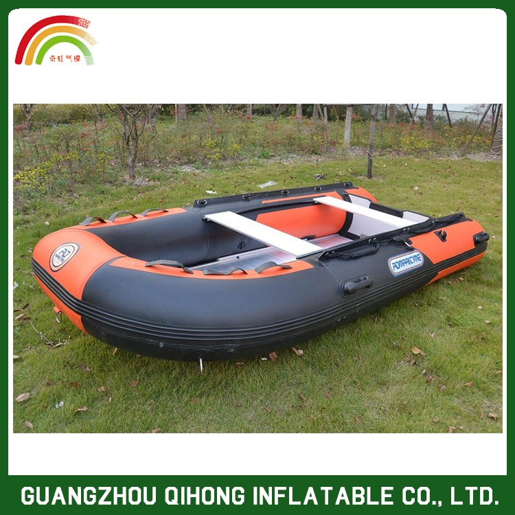 Alibaba Express China 0.9mm PVC Rib Inflatable Boat