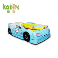 china children car shape bed