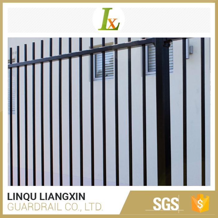 Excellent R&D Team Wall Strong Customizability Palisade Fence