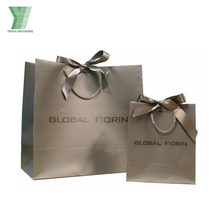 Luxury Echo-friendly Recycled Promotion Custom Color Printing Gift Paper Bag With Best Price